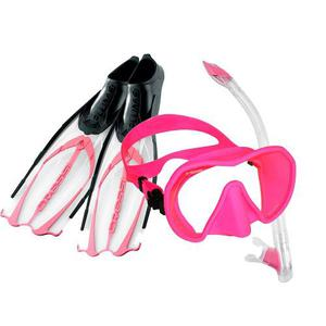 Combo Snorkeling Maxlux, Tao Y Pluma Envío Gratis!!