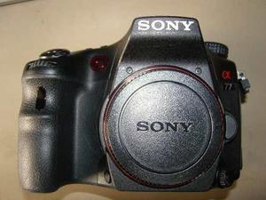 Cuerpo Sony Alpha A77. Solo 452 Disparos. Como Nueva.24.3mp