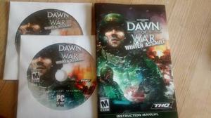 Juego Para Pc Dawn Of War Winter Assault Original