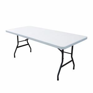 Mesa tablon plastico rigido 245 x 077 posot class for Mesa plastico jardin