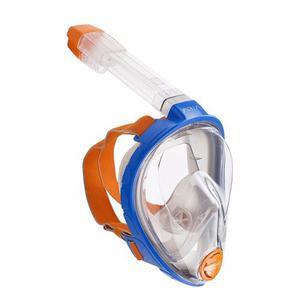 Máscara Snorkel Y Buceo Aria Ocean Reef Azul Talla S/m
