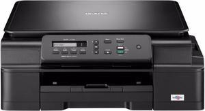 Multifuncional Brother J100 + Sistema Tinta Continuo A Meses