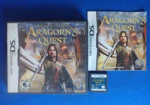 Aragorns Quest Nintendo Ds Nds Retromex Tcvg