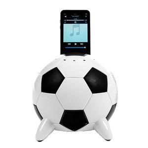 Bocina Y Estación De Carga Ipod Iphone Amethyst Ifootball