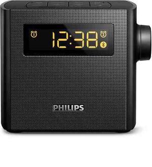 Despertador Bluetooth Philips Ajtb Radio Fm Alarma Dual