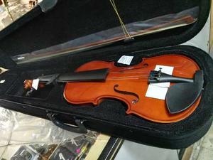 Exelente Violin De 4 Cuartos Con Estuche Incluido.