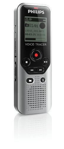Grabadora Digital Voz Philips Dvt Usb 4gb 42hrs Expandib