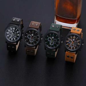 Lote De 4 Relojes Tipo Militar Sport Navy Seal 4 Colores