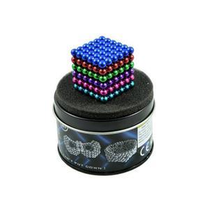Neocube 5mm Multicolor 216 Piezas Con Estuche Envio Gratis