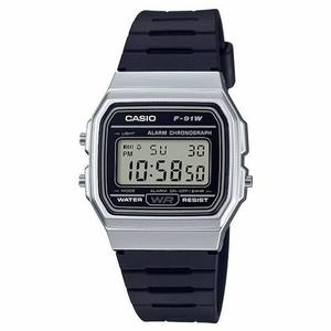 Reloj Casio F91w Caballero Retro Vintage 100%original