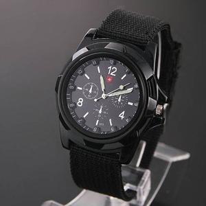 Relojes Hombre Lote De 4 Diferentes Modelos Tipo Militar