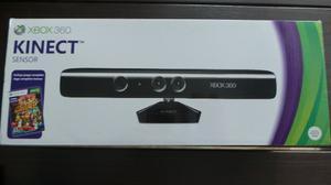 Sensor Kinect Xbox 360 Nuevo (prod De Exhibicion Sin Juego)