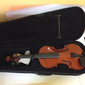 Violin Paris 4/4 Incluye Violin, Arco, Brea, Estuche.