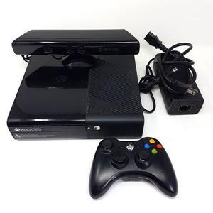 Xbox 360 Slim 4gb Con Kinect Y Control