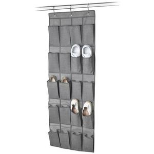 Closet portatil para ropa zapatos zapatera posot class for Zapatera de aluminio