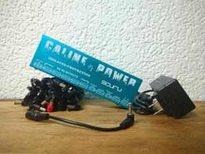 Caline Pedal Power P1 Scuru (ma)- Dhl Gratis
