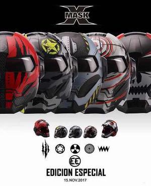 Cascos Mask De Moto Motociclismo
