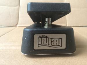 Cry Baby Wah Gcb-95 Dunlop Pedal Guitarra Crybaby Vintage