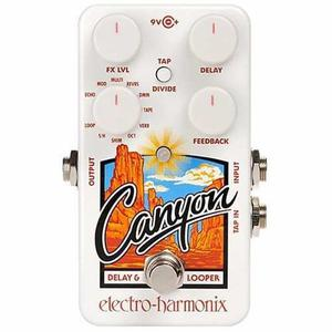 Electro Harmonix Canyon Delay - Pepismusic