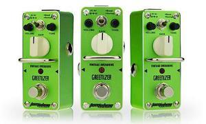 Pedal Guitarra Tomsline Greenizer Vintage Overdrive E/gratis