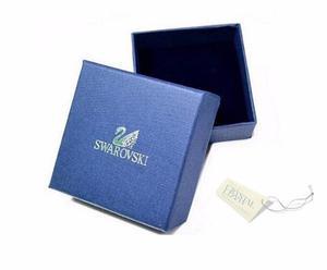 Set Swarovski Caja Y Certificado Color Rojo