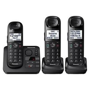Teléfonos Inalámbricos Panasonic Kx-tg 433b Parlante