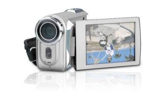 Videocamara Digital Hd p Pantalla Lcd De 3, Gris