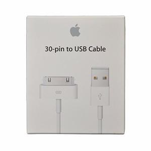Cable Original Usb Apple Iphone 4 4s Ipad 2 30 Pin Caja