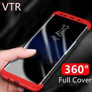 Funda Full Cover 360° Samsung S7 Edge / S8 / S8 Plus