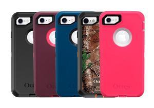 Funda Iphone X / 7 / 7 Plus / 8 / 8 Plus Uso Rudo Otterb