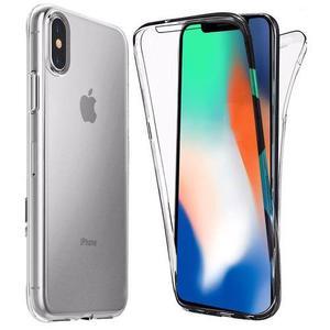 Funda Para Iphone X 10 Tpu Case Doble 360 Envió Gratis!