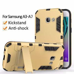 Funda Protector Uso Rudo Galaxy A3 A5 A A8 Plus