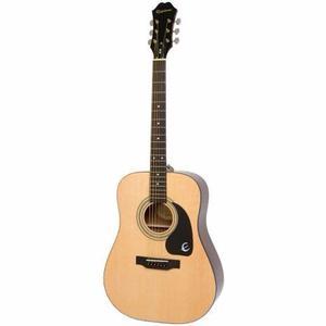 Guitarra Acústica Epiphone Dr-100 Natural Ea10nach1