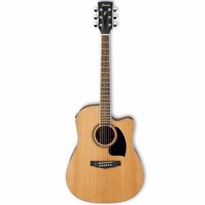 Guitarra Electroacústica Ibanez Pf17ece-lg