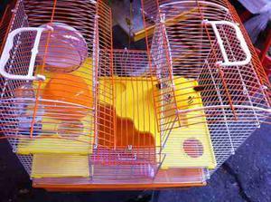 Jaula Para Hamster Grande