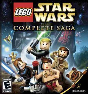 Lego Star Wars- La Saga Completa - Pc Digital