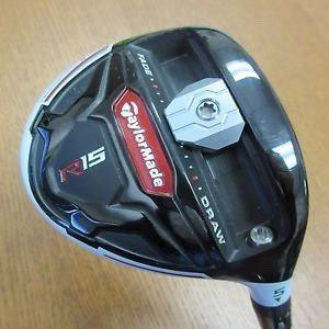 Palos Golf Madera 5 Taylormade R15 Stiff