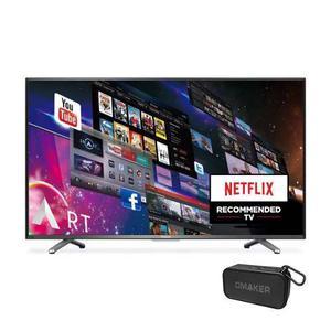 Pantalla Smart Tv Hisense 55 4k Ultra Hd Hdr Hdmi + Bocina