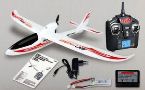 Planeador Avion Wltoys Fg 3ch Control Remoto Rc