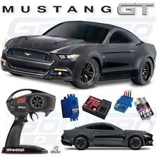 Traxxas  Ford Mustang Gt 4-tec 2.0 4tec Awd Rtr
