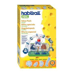 Tubos Para Hámster Habitrail 22 Piezas