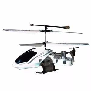 Vica Rc Helicóptero 4 Canales Blanco Avatar Joystick