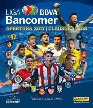 Album Liga Mx Apertura  Clausura  Completo Panini