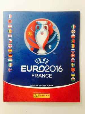 Album Panini Eurocopa Francia  Y 50 Sobres.
