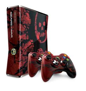 Consola Xbox 360 Edicion Gears  Gb Usado Meses