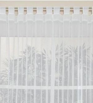 Juego cortinas largas ibiza azules vianney vianey posot for Cortinas translucidas