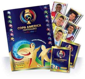 Estampas Sueltas Copa America Centenario Usa  Panini