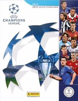 Estampas Sueltas  Uefa Champions Album Panini