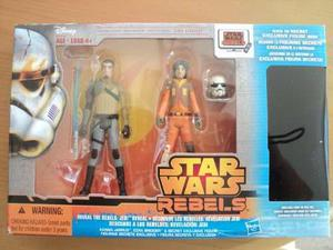 Hasbro Star Wars Rebels Figura Secreta Exclusivo U.s.a