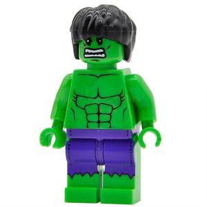 Hulk Basico Sin Base Compatible Con Bloques
